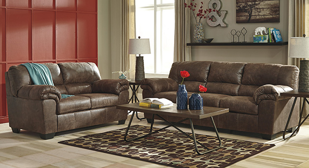 Bladen Coffee Sofa and Loveseat Available at Samaritan Furniture